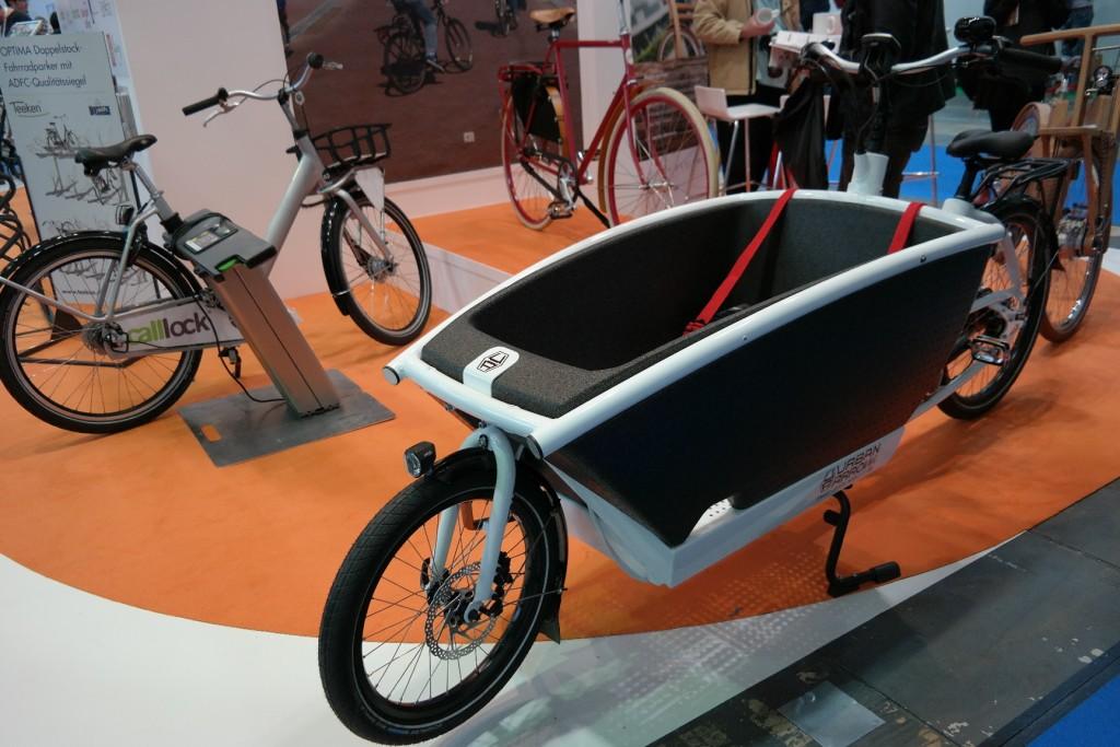 Zwei Trends zeichneten sich auf dem Fahrradmarkt 2014 klar ab: E-Bikes und Lastenräder sind schwer im kommen.