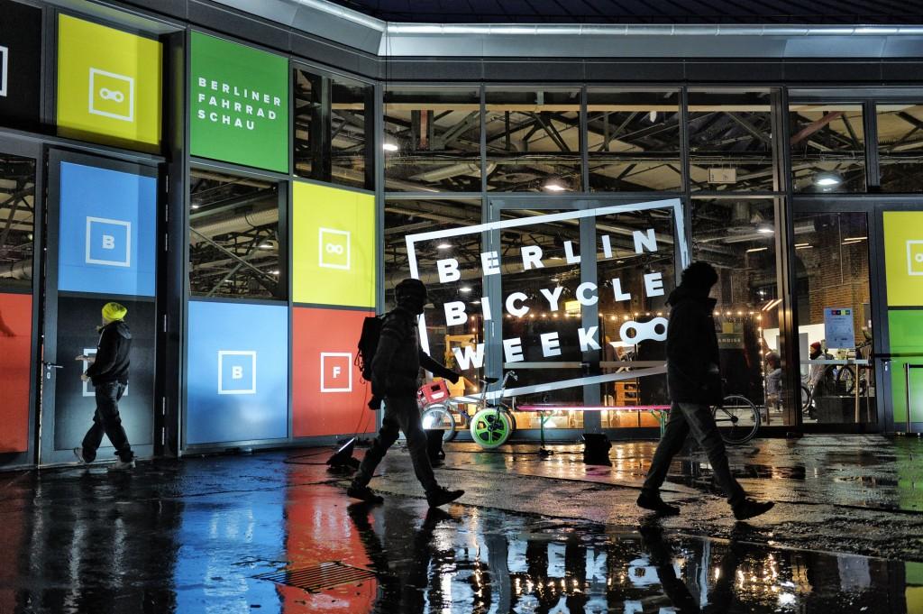 Berliner Fahrradschau 2015