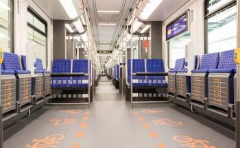 S-Bahn Mehrzweckabteil